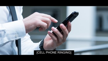 Cell Phone Ringing