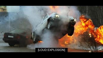 Loud Explosion