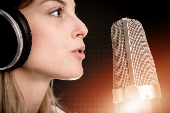 Voice Recording Radio Concept